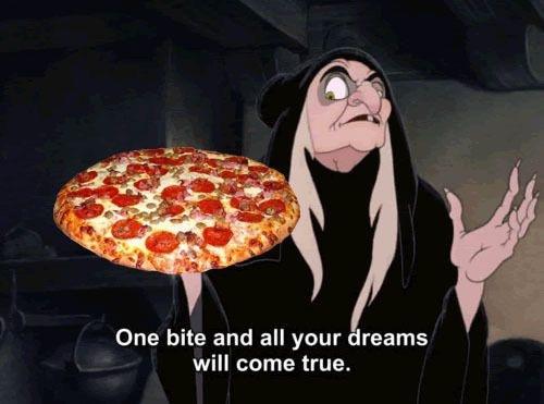 funny pizza meme